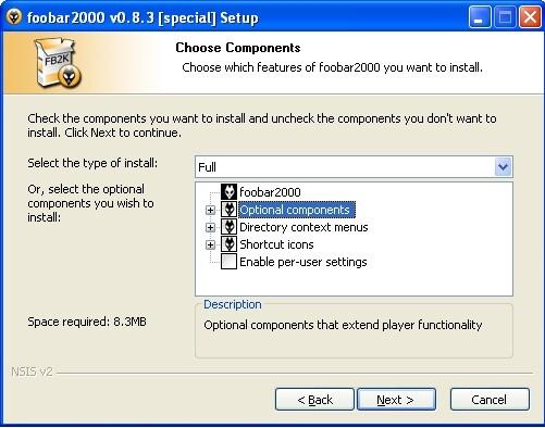 Tutorial foobar 2000 der allesk nner netzwelt for Food bar 2000