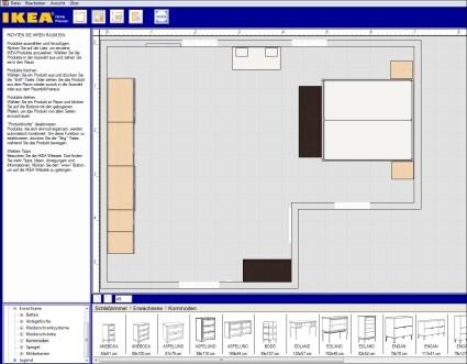 anleitung ikea home planer netzwelt. Black Bedroom Furniture Sets. Home Design Ideas