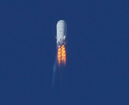 Geschwindigkeit Raumschiff