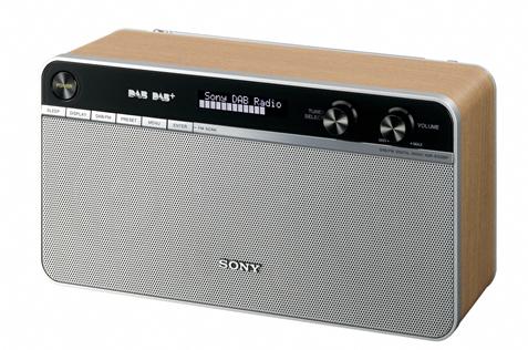 digital empfang sony stellt erste dab radios vor netzwelt. Black Bedroom Furniture Sets. Home Design Ideas