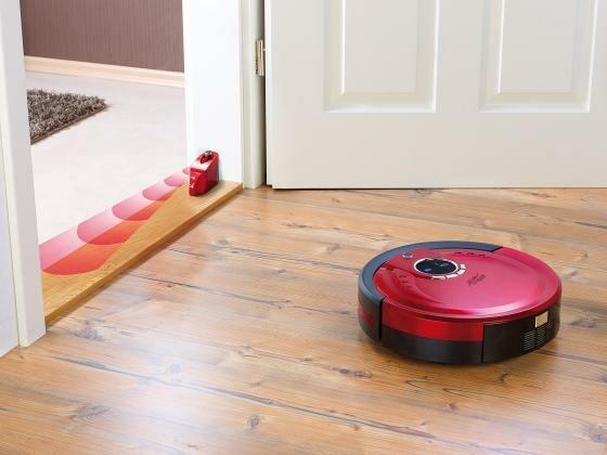 neuer staubsauger roboter von sichler netzwelt. Black Bedroom Furniture Sets. Home Design Ideas