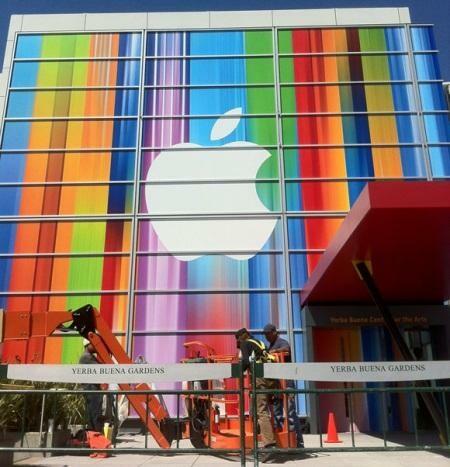 Das iPhone 5-Event zum Nachlesen. (Bild: Luis Gutierrez via Macrumors.com)