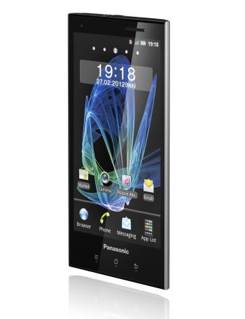 Das Panasonic ELUGA bekommt ein Update auf Android 4.0.4 spendiert.