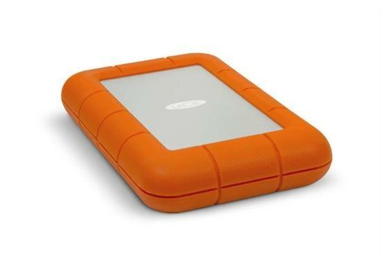 LaCie Rugged Externe Festplatte Mit Thunderbolt Und USB 3