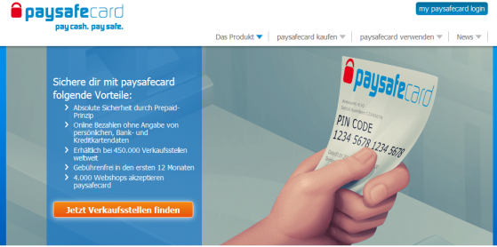 paysafecard per handy zahlen