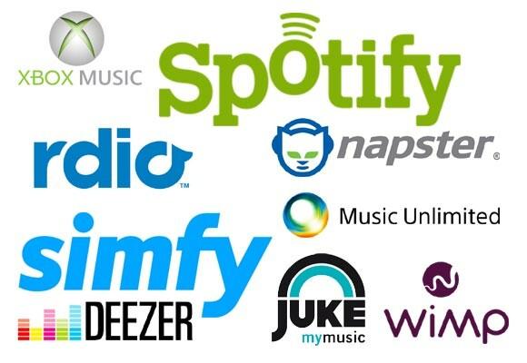 musik flatrate die bekanntesten streaming dienste im vergleich netzwelt. Black Bedroom Furniture Sets. Home Design Ideas