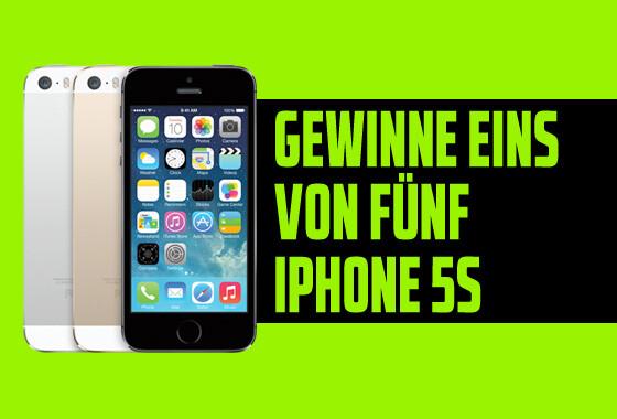 Iphone 5s Gewinnen