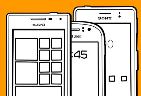 smartphones bis 150 euro 5 preiskracher mit top. Black Bedroom Furniture Sets. Home Design Ideas