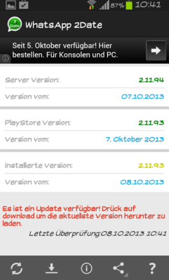 neueste version android download