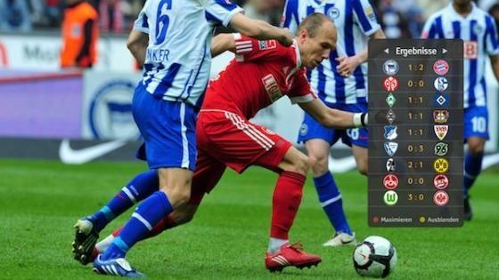 Bundesliga Spieletipps