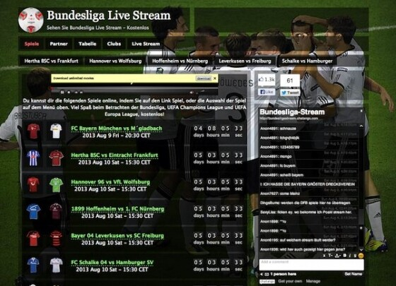 bundesliga stream net