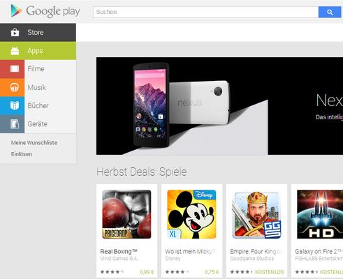 google play vodafone kunden k nnen keine apps mehr auf rechnung kaufen netzwelt. Black Bedroom Furniture Sets. Home Design Ideas