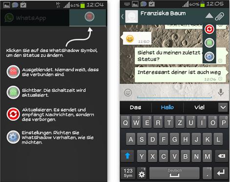 Whatsapp Gerade Online Status Verbergen