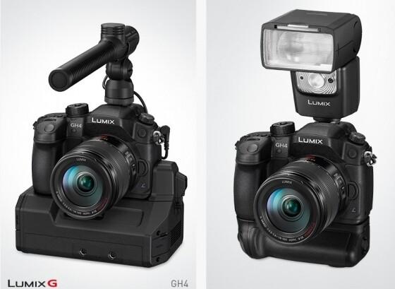 panasonic lumix gh4 systemkamera mit 4k kostet us. Black Bedroom Furniture Sets. Home Design Ideas