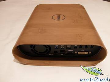 Dell Öko-Desktop PC mit Bambus-Gehäuse