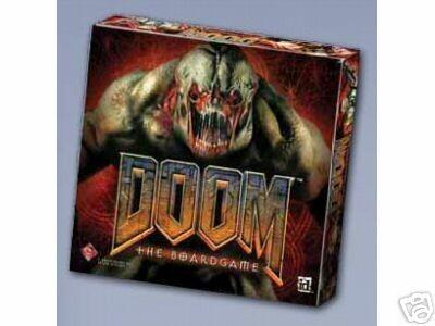Doom Brettspiel