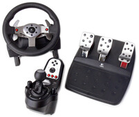 Logitech G25 Racing Wheel im Test