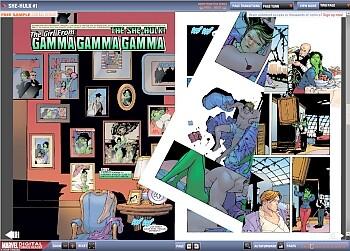 Comics zum Download: Fnf legale Online-Quellen von