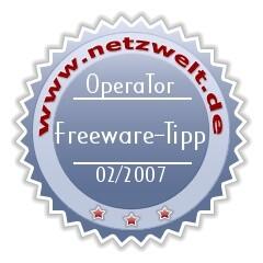OperaTor Award