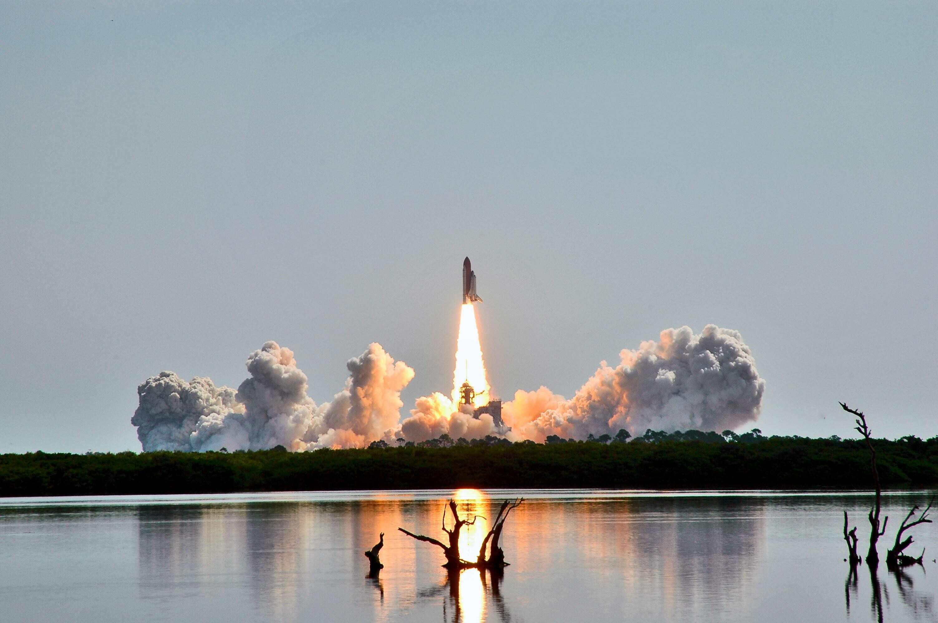 space shuttle erster start - photo #39