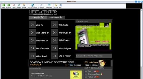 Startseite Mediacenter