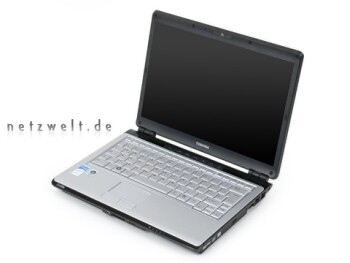 Toshiba Satellite U300 im Test