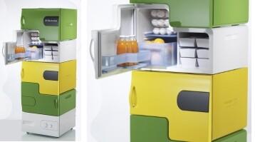 Für jeden mitbewohner sein eigener kleiner kühlschrank