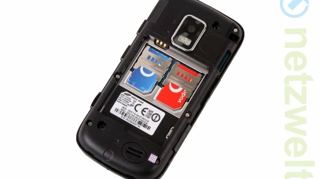 Handy Mit Zwei Sim Karten Slots