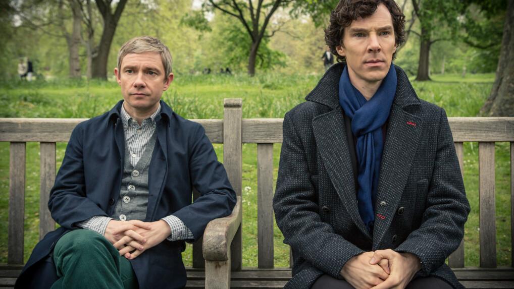 Sherlock Episodenguide