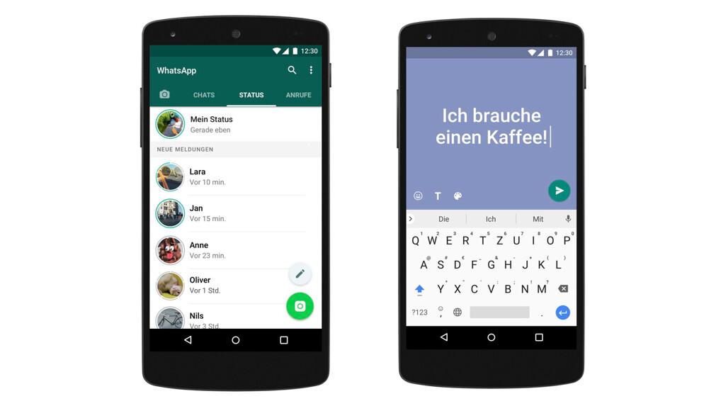 Whatsapp Status Ansehen Ohne Gesehen Zu Werden Whatsapp