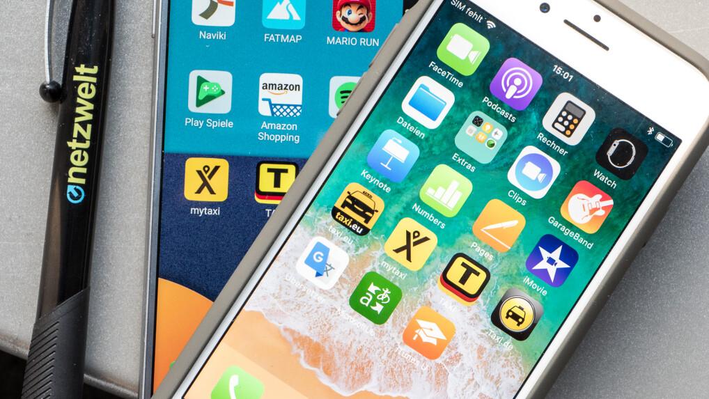 157d59e3cfd06e Die besten Taxi-Apps im Vergleich - NETZWELT