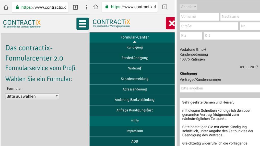 Contractix im Test: Verträge optimieren leicht gemacht? - NETZWELT