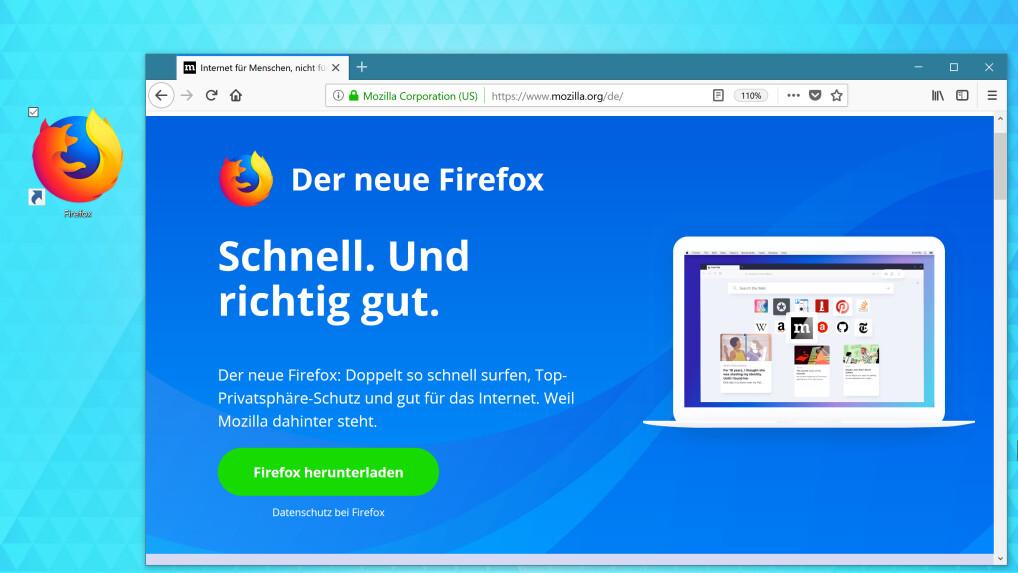 Windows 10 Firefox Installieren Und Als Standard Browser Einrichten