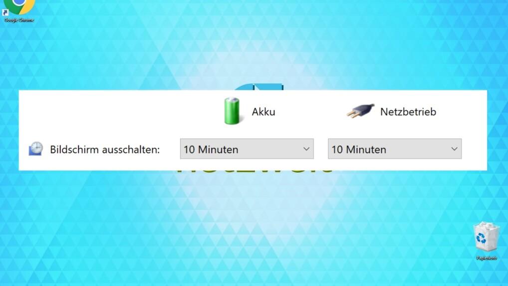 Windows 10 So Bleibt Euer Bildschirm Länger Aktiv Netzwelt