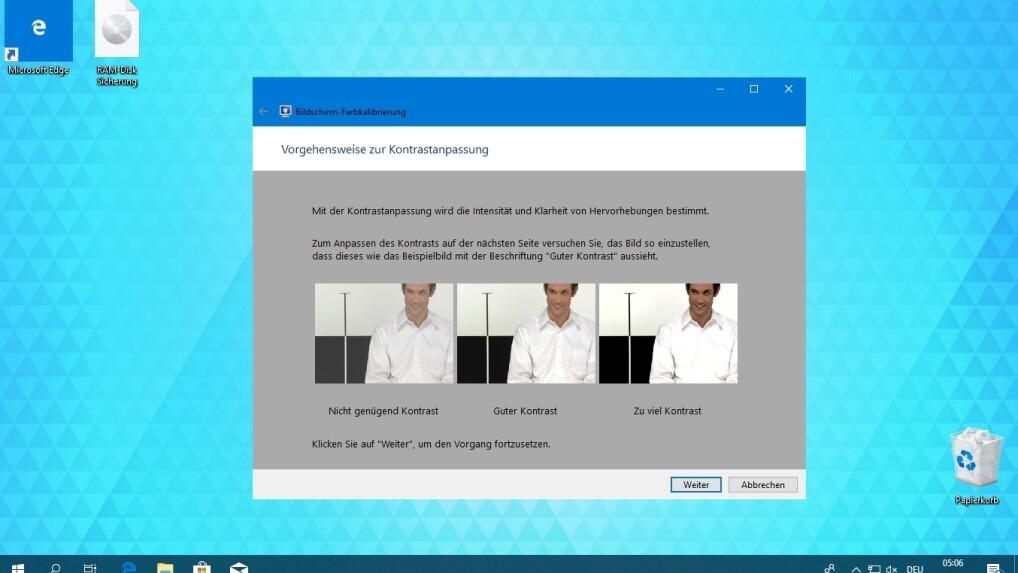 Windows 10 Bildschirm Kalibrieren Ohne Zusätzliche Software Netzwelt