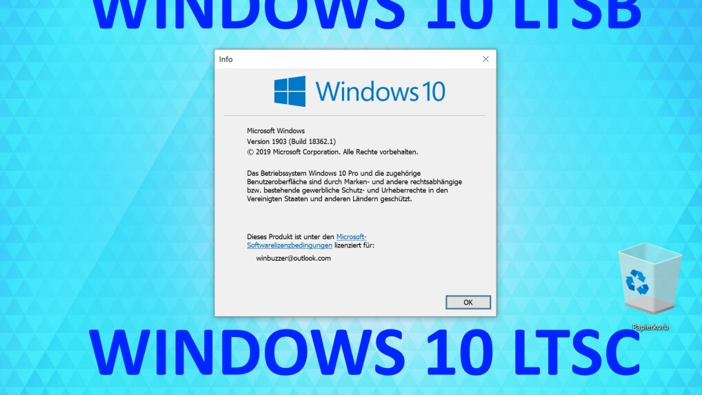 Windows 10 Ltsc Pro