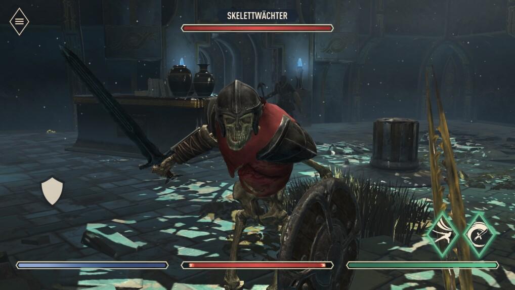 The Elder Scrolls - Blades im Kurztest: Skyrim im Hosentaschenformat