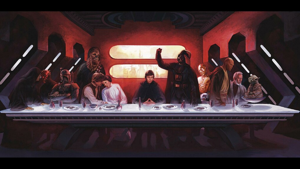 Star Wars Filme Chronologische Reihenfolge