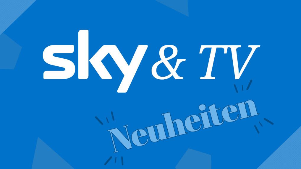 Serienstarts Sky