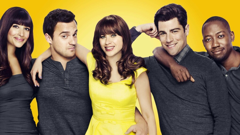 New Girl Staffeln