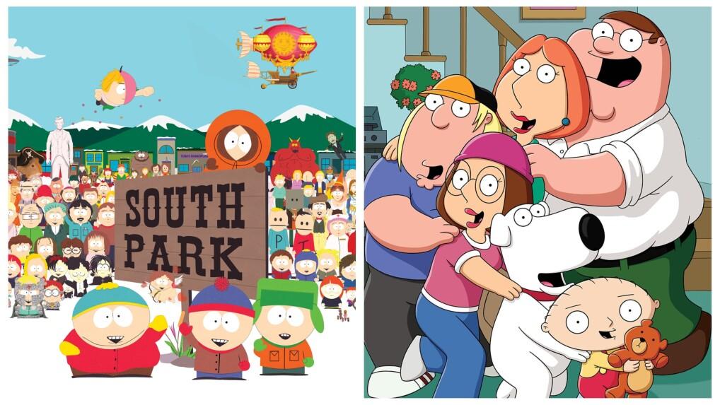 Family Guy Amazon Prime