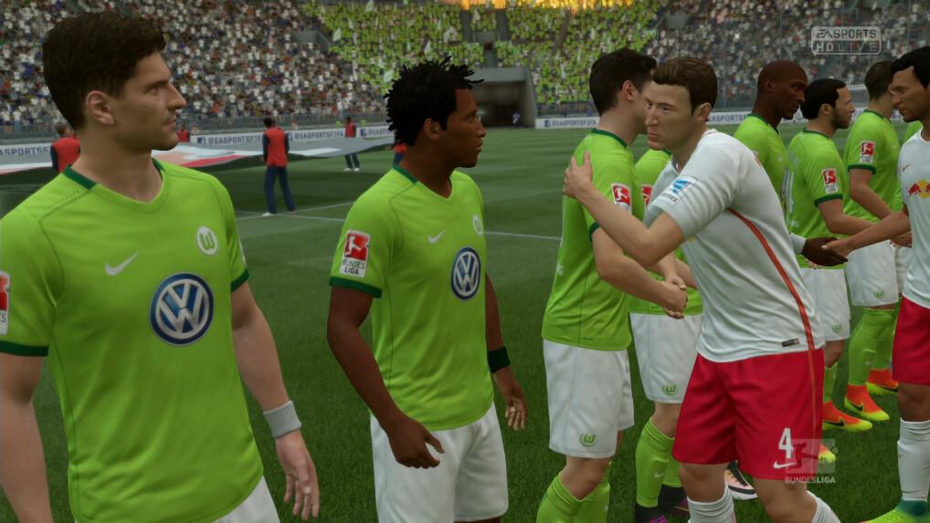 7af2a4e2af Wir schildern euch unsere Eindrücke im Testjournal zu FIFA 17.
