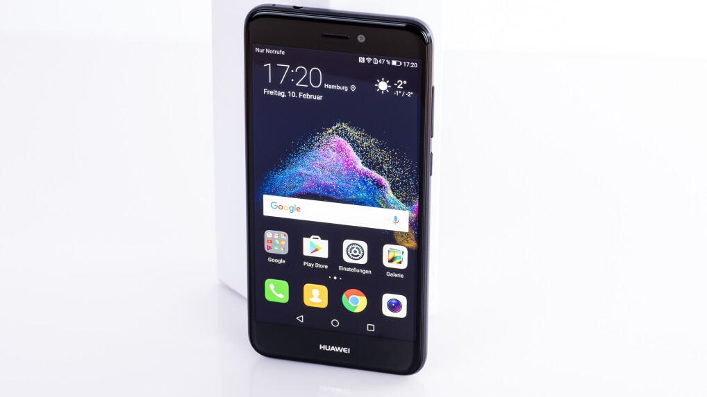 Huawei P8 lite 2017 im Test: Größer, stärker, günstiger - NETZWELT