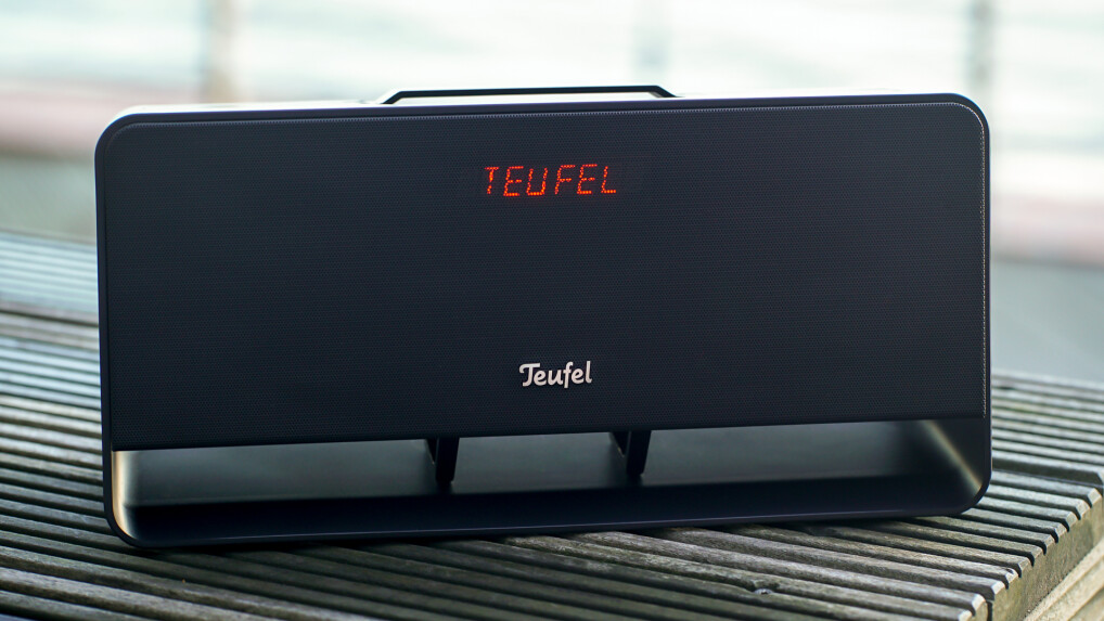 teufel boomster 2017 im test toller bluetooth speaker. Black Bedroom Furniture Sets. Home Design Ideas