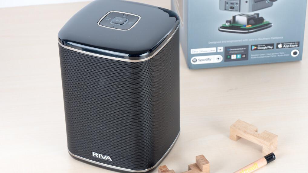 Riva Arena im Test  Sonos Play 1-Herausforderer mit üppiger ... 05d0ebb5076e6