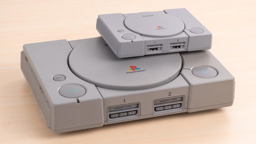 Sony Playstation Classic Im Test So Gut Ist Die Minikonsole