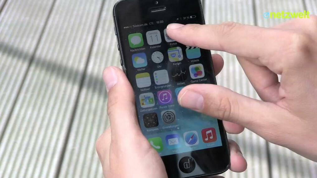 87c54124d6c Das iPhone 5s ist endlich da. Der netzwelt-Test des Apple-Smartphones  verrät unter anderem, was sich gegenüber dem iPhone 5 geändert hat, wie  sicher der ...