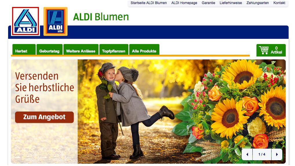 Aldi Blumen Im Test So Gut Kommen Grüße Vom Discounter An Netzwelt