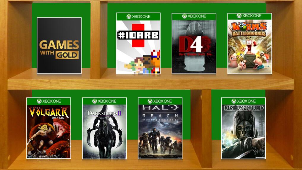 Games with Gold-Archiv: Xbox One- und Xbox 360-Gratisspiele bis 2019