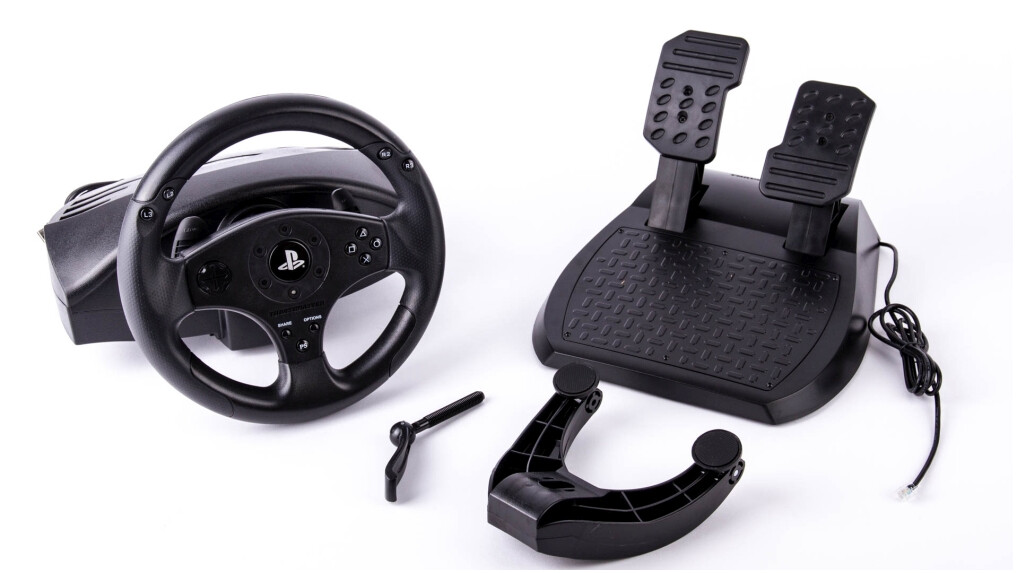 thrustmaster t80 racing wheel im test direktes plastik. Black Bedroom Furniture Sets. Home Design Ideas